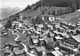 En Avion Au-dessus De...St. Luc - Val D'Anniviers  ( Carte 10 X 15 Cm) - VS Wallis