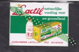 Zelfklever, Auto-collant, Sticker Zuivelfabriek Lactil Tielt - Autocollants