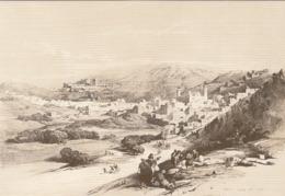 PALESTINE - Hebron - D. Roberts - Issue By PLO - Palestine Liberation Organization - Palestine