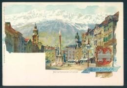 Austria Tirol INNSBRUCK - Autriche