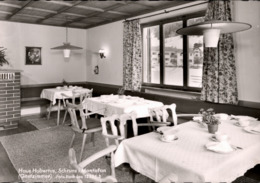 ! Ansichtskarte Schruns Im Montafon, Haus Hubertus, Vorarlberg, 1962 - Schruns