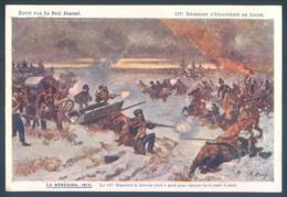 Militaria Regiment D'Infanterie LA BERESINA - Regimente
