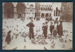 VENEZIA Fotografia Originale 1890  5,5 X 8,5 Cm - Lieux