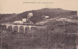 LAPRAS - Sur La Ligne Du C.F.D. - Otros Municipios
