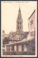 69 St GENIS LAVAL Ecole Ste Marie Eglise - France