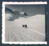 74 Alpinisme CHAMONIX   1934 Photo 6 X 6.5 Cm - Sports