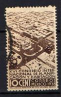MESSICO - 1938 -Arc Of The Revolution - USATO - Messico