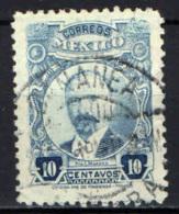 MESSICO - 1917 - F. I. Madero - USATO - Messico