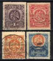MESSICO - 1903 - Stemma Del Messico - USATI - Messico