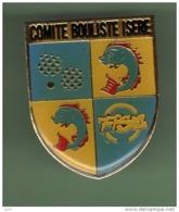 PETANQUE *** COMITE ISERE *** 1047 - Pétanque