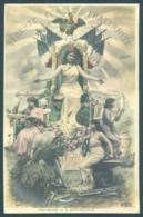 Militaria Patriotique Triomphe De La République 1904 - Patriotic