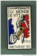 CYCLISME *** CHAMPIONNATS DU MONDE DE VTT *** METABIEF 93 *** 1047 - Cyclisme