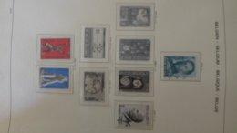 Collection Timbres De BELGIQUE Idéal Pour Thématiques A Saisir !!! - Stamps