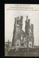 62 --- Guerre De 1914 - 1915 --- Tour Diu Mont - Saint - Eloi - France
