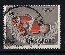 Singapore, 1962, SG 66, Used - Singapore (1959-...)