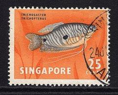 Singapore, 1962, SG 72, Used - Singapore (1959-...)