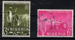 Nigeria, 1962, SG 129 - 130, Used - Nigeria (1961-...)