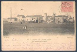 69 Ferme De Joute Crot Près De VILLEFRANCHE Sur SAONE - Villefranche-sur-Saone