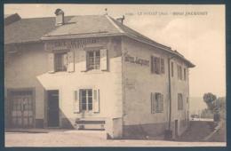 01 LE POIZAT Ain Hotel Jacquiot - Francia