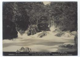 MEXICO - Estado De VERA-CRUZ - Cascadas Alrededores De Orizaba - A. BRIQUET N° 207 - Ancianas (antes De 1900)