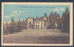69 SAINT CHRISTOPHE La MONTAGNE Villa Pressadin - Francia
