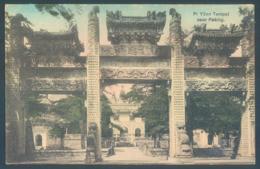 China PEKIN PEKING Pi Yuen Tempel - Chine
