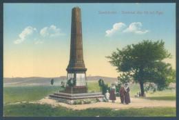 Saar SAARBRUCKEN Denkmal - Saarbruecken
