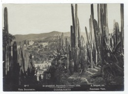 MEXICO - GUANAJUATO - Vista Panoramica - A. BRIQUET N° 7 - Ancianas (antes De 1900)