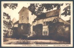 58 COURS Nièvre Le Chateau Des Granges - France