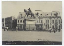 MEXICO - Estatua De Carlos IV - A. BRIQUET N° 158  Bis - Ancianas (antes De 1900)