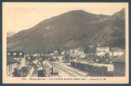 74 Le Fayet Saint Gervais Gare - Saint-Gervais-les-Bains