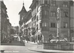 W4660 Schaffhausen - Oberstadt / Non Viaggiata - SH Schaffhouse