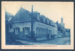 80 EPAGNY Somme Café BOULFROY JOLY - France