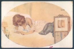 Raphael  Kirchner Lettre De L'Aimé - Kirchner, Raphael