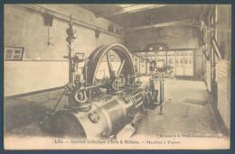 59 LILLE Institut Catholique D'Arts & Métiers Machine à Vapeur - Lille