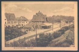 WASSENBERG Bahnhof - Germania