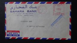 Libya - 1968 - Freistempel - =060 - 8.1.68 Tripoli - Look Scan - Libye