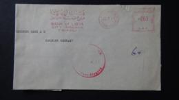 Libya - 1971 - Freistempel - =060 - 20 I 71 Tripoli - Look Scan - Libye