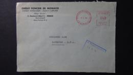 Monaco - 1970 - Freistempel - 040 - 9.1.70 Monaco - Look Scan - Machine Stamps (ATM)