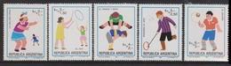 1984 Argentina Juegos Infantiles - Giochi
