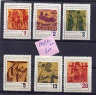 Bulgarie- Série De 6  Tps  N° 1415  à 1420 ( 6 Valeurs ) -.............. Neufs  Sans Charnière...à Saisir - Bulgaria