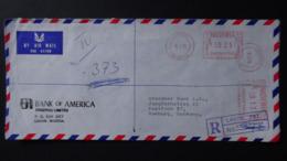 Nigeria - 1976 - Freistempel - =0.25 + =0.13 - 6.2.76 Lagos - Registered Mail - Look Scan - Nigeria (1961-...)