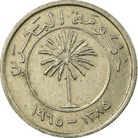 Monnaie, Bahrain, 25 Fils, 1965/AH1385, TTB, Copper-nickel, KM:4 - Bahrein