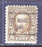 U.S. 653    Perf. 11 X 10 1/2   *   IOWA  STATE   1929  Issue - United States