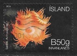 Iceland Scott # 1414 Used Actinauge Sp, 2016 - 1944-... Republic