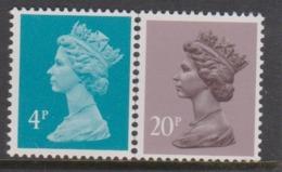 Great Britain SG X864 ,X959 1985 Machin 2 Values,Mint Never Hinged - 1952-.... (Elizabeth II)