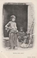 Enfants Interieur Arabe DOS SIMPLE ( Très Très Bon état) Ww 256) - Kinderen