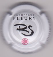 Capsule Champagne FLEURY ( Nr ; RS ) {S37-19} - Champagne