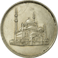 Monnaie, Égypte, 20 Piastres, 1984/AH1404, TTB, Copper-nickel, KM:557 - Egypte