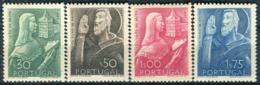 PORTUGAL - Y&T  N° 702-705 ** - 1910-... République